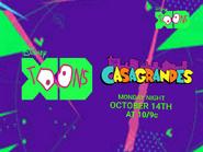 Disney XD Toons UK The Casagrandes October 14th Promo