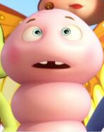 Philibert the Fruitworm (Maya the Bee Movie)
