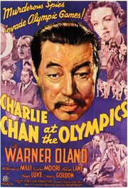 1937 - Charlie Chan at the Olympics Movie Poster