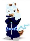 Simon as YusukeFox