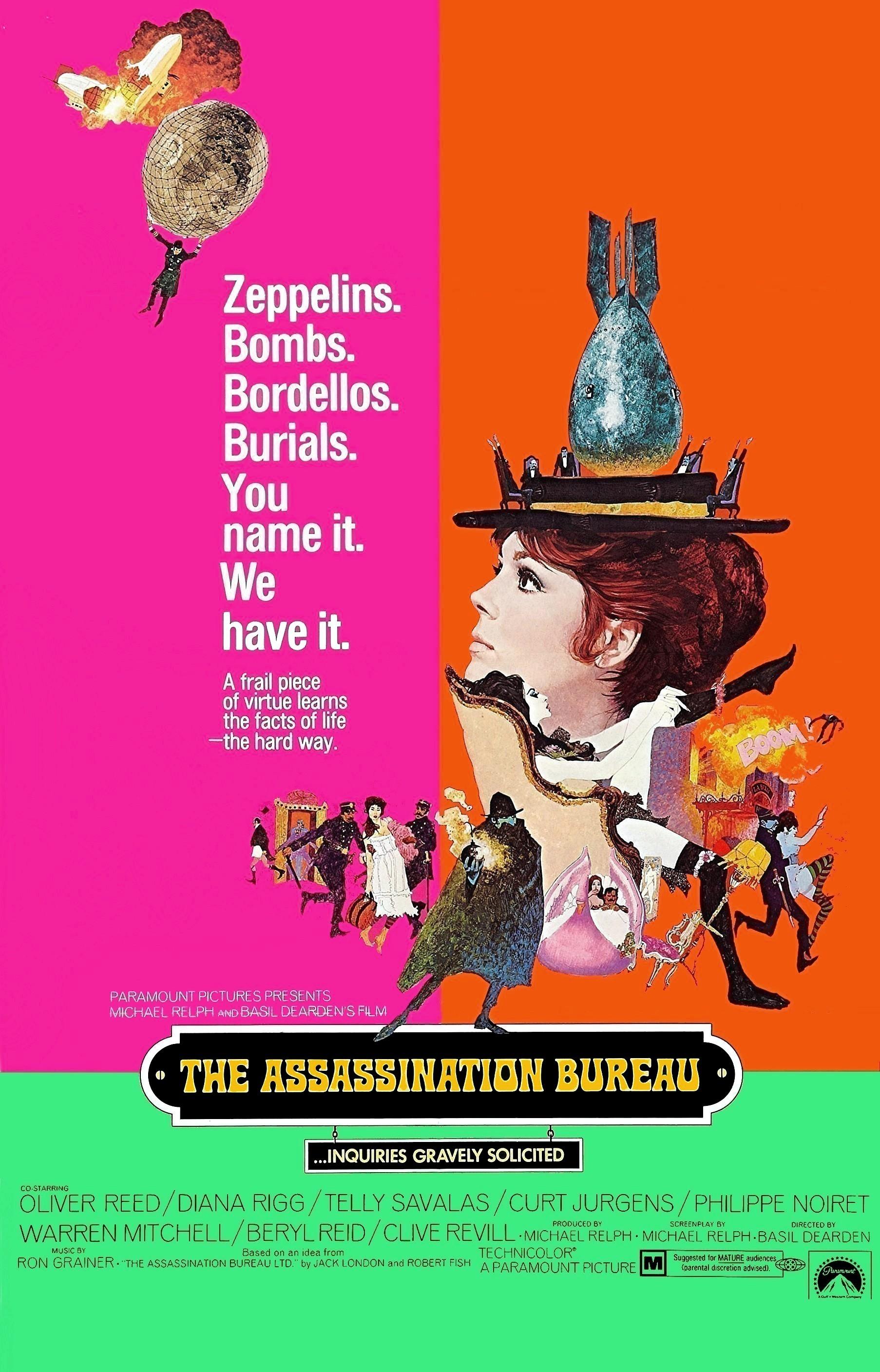 The Assassination Bureau (1969) | Scratchpad | FANDOM