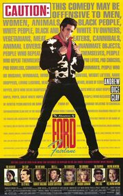 1990 - The Adventures of Ford Fairlane Movie Poster