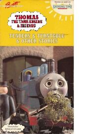 1993 VHS Shining Time Station Tenders And Turntable