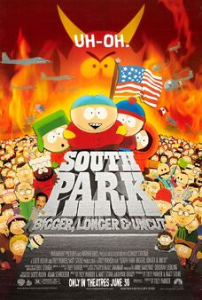 South park bigger longer and uncut xlg