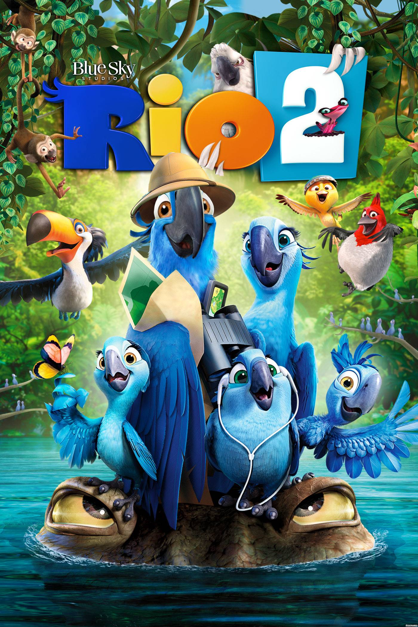 opening to rio 2 2002 vhs (fake version) | scratchpad | fandom