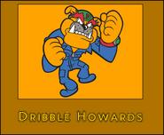 7) Dribble (WarioWare. Portfolio Cartoon)