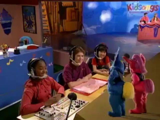 Playing Favorites (The Kidsongs Television Show)