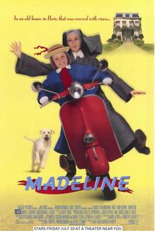 Madeline (1998) Poster