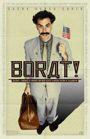 2006 - Borat Movie Poster