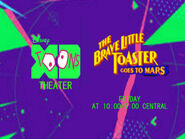 Disney XD Toons Theater The Brave Little Toaster Goes To Mars Promo 2017