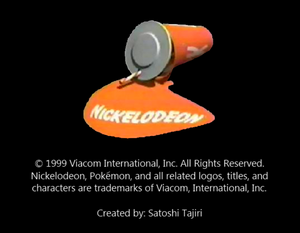 Nickelodeon Logo From The Sisters of Cerulean City