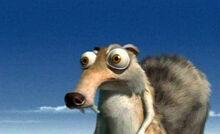 Scrat, Ice Age Trailer