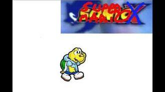 Super Mario X - Koops' Voice