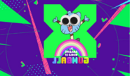 Disney XD Toons The Amazing World Of Gumball Bumper 2018 (April Fools Version 2)