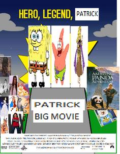 Patrick Big Movie (1995) Poster