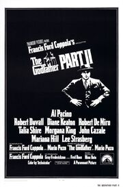1974 - The Godfather Part II Movie Poster
