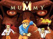 A múmia (desenho)