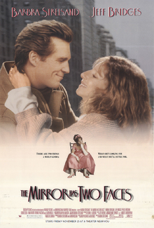 The Mirror Has Two Faces (1996) Poster