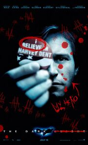 2008 - The Dark Knight Movie Poster