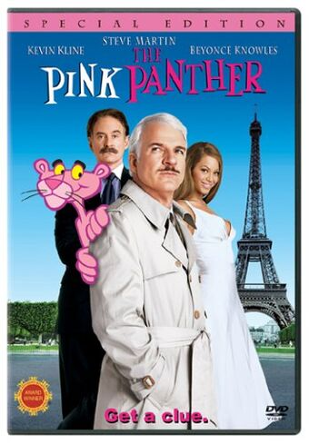 Opening To The Pink Panther 2006 Dvd Sony Pictures Home Entertainment Paramount Version Scratchpad Fandom
