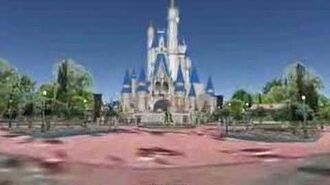 Disney World 3D in Google Earth