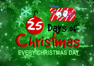 Disney XD Toons 25 Days Of Christmas Every Christmas Day 2018