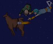 Rocket llama by fireden-d37wxap
