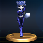 Krystal Trophy 194 - Super Smash Bros. Brawl