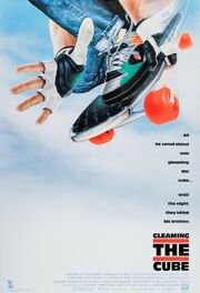 1989 - Gleaming the Cube Movie Poster