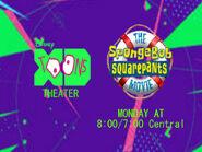 Disney XD Toons Theater The Spongebob Squarepants Movie Promo 2017
