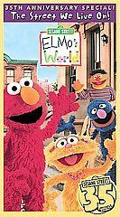 Opening To Sesame Street: The Street We Live On 2004 VHS