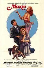 1985 - Maxie Movie Poster
