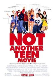 2001 - Not Another Teen Movie Poster