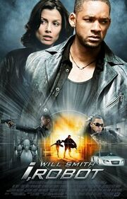 2004 - I, Robot Movie Poster