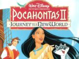 Opening to Pocahontas II: Journey to the New World 1998 Theater (Regal Cinemas)