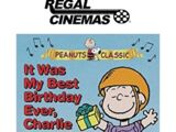 Opening to It Was My Birthday Ever, Charlie Brown 1996 Theater (Regal Cinemas)