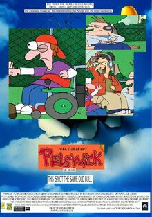 Pelswick The Movie (2001) Poster