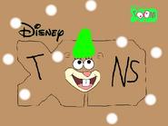 Disney XD Toons Christmas Sandy (UK, 2017)
