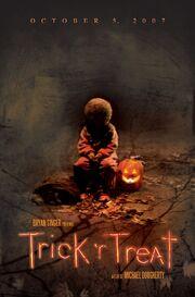 2007 - Trick 'r Treat Movie Poster