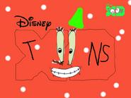 Disney XD Toons Christmas Mr Krabs (UK, 2017)