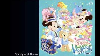 TDS Music Welcome to Spring - Mickey & Duffy's Spring Voyage 2013