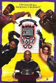 1988 - School Daze Movie Poster