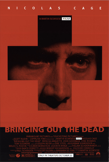 Bringing Out The Dead (1999) Poster V2