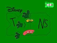 Disney XD Toons Mr. Gus 2017 (UK)