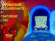 Toon Disney Toons Spongebob Squarepants (2004,UK)