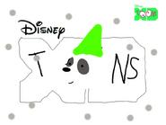 Disney XD Toons Christmas Panda (UK, 2017)