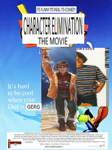 Character Elimination The Movie (1997) Poster