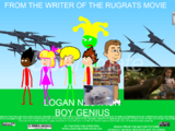 Opening to Logan Neutron: Boy Genius 2001 Theater (Pacific Theaters)