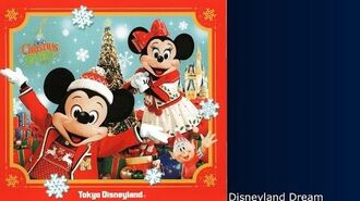 TDL Music Disney Christmas Stories - Christmas Fantasy 2015