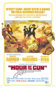 1967 - Hour of the Gun Movie Poster